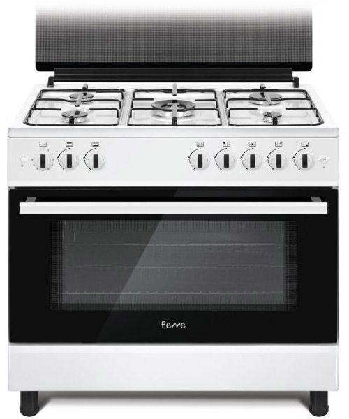 فرن غاز فير 60 90 سم 5 شعلة Kitchen Appliances Appliances