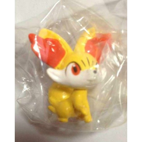 Pokemon Center 2014 Keshipoke XY Series #1 Fennekin Pokeball Figure