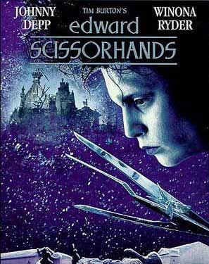 edward scissorhands, ive always loved this movie!