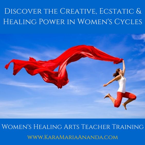 Are you interested in preserving the heritage of women healers, honoring the cycles and stages of women's sexual lives, and teaching women about natural methods for self-empowered feminine health?   You are invited to become a Women's Healing Arts Teacher!   Find out more and join here:  http://karamariaananda.com/womens-healing-arts-teacher-training/