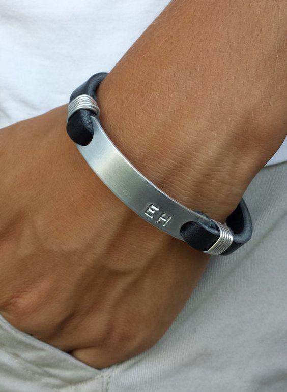 collier et bracelet homme pas cher