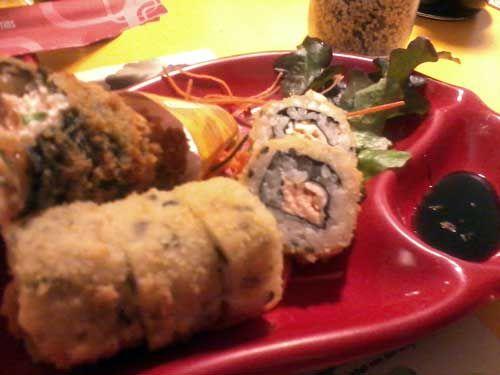 Sushi Loko - Hot Philadélfia