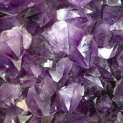 Amethyst, my birth stone! #parkcity #crystal
