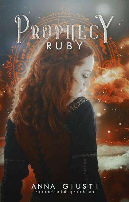 Prophecy Ruby Completa 26 Rubino Ruby Vampiro Vampiri Libri