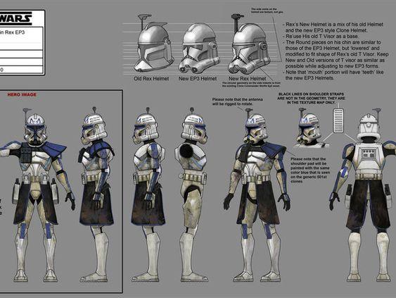 star wars clonetrooper concept - photo #23