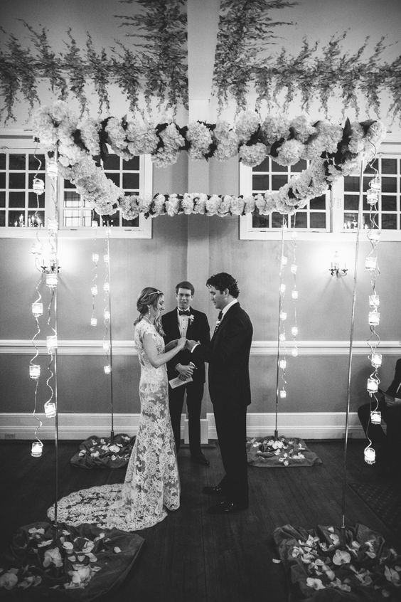 1920's Inspired Glamorous Celebration on Borrowed & Blue.Urban Earth Design Studios - Wedding Planner Michelle   Photo Credit: Dennis Kwan Weddings  Photo Credit: Dennis Kwan Weddings