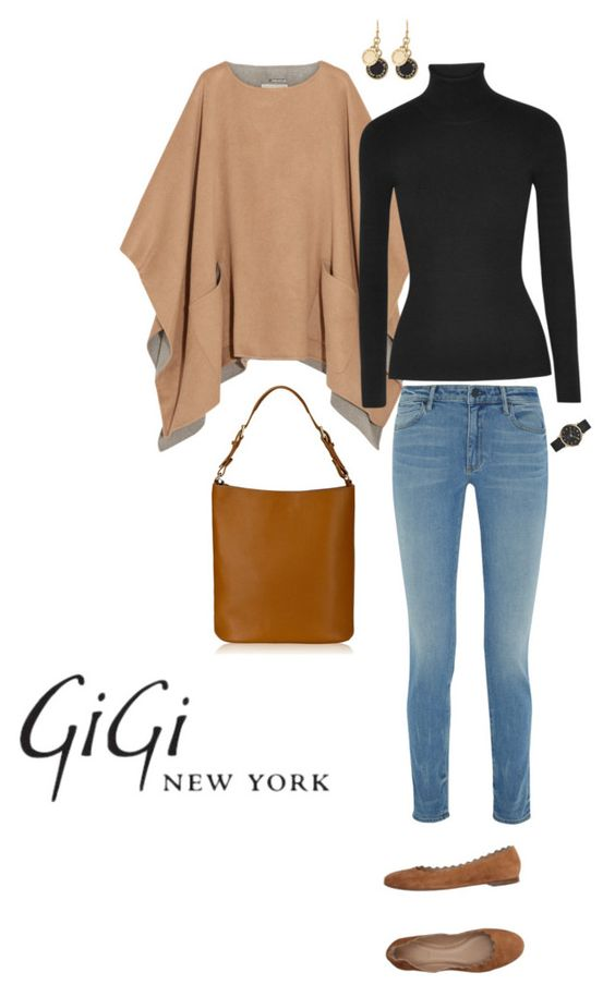 """""""Sans titre #3326"""" by mounia098 ❤ liked on Polyvore featuring MICHAEL Michael Kors, Michael Kors, Alexander Wang, Chloé, Marc by Marc Jacobs, Marc Jacobs, GiGi New York and Giginewyork"""