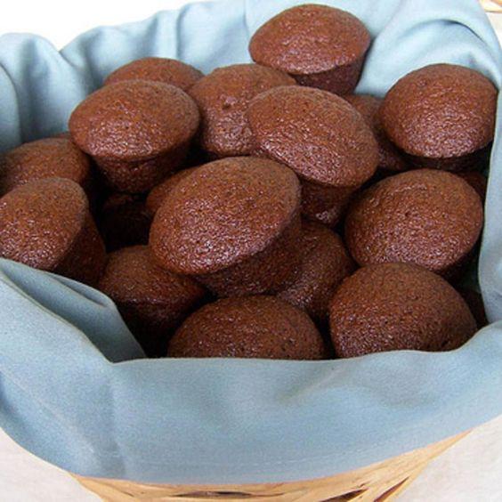 Gingerbread Mini-Muffins (Jason's Deli Copy Cat )
