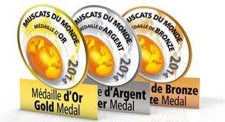 Moscatel Português no Top 10 Mundial do Muscats du Monde 2014