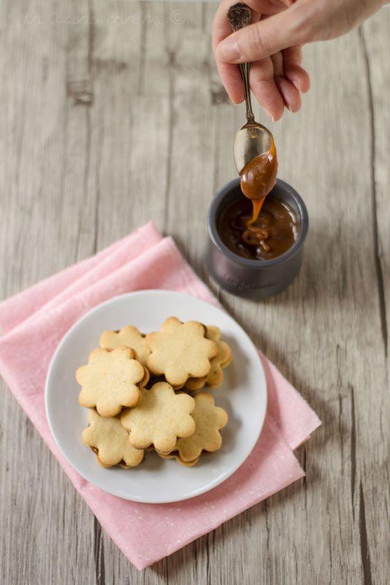 Biscotti al caramello salato   ♥