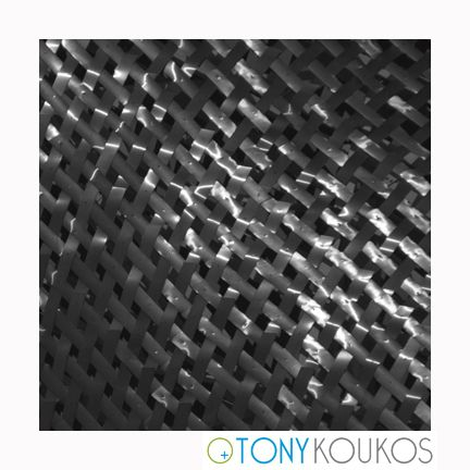 metal, crosshatch, geometric, light, angles, modern, black, Tony Koukos, Koukos
