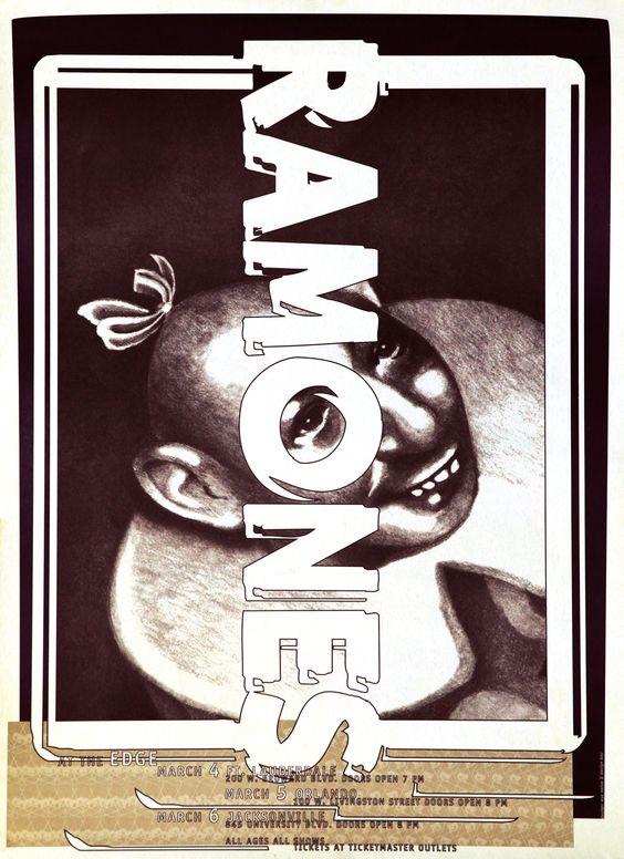 » 1990 Ramones FloridaRamones World