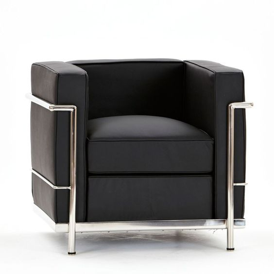 poltrona lc2 le corbusier poltrona lc2 le corbusier. Black Bedroom Furniture Sets. Home Design Ideas