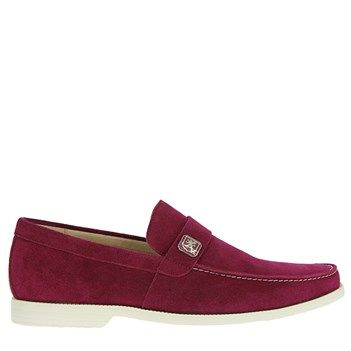 Mens Rochester Oxford Berries Loafers And Toe