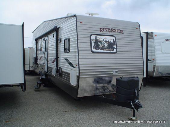 2015 riverside trailers loft coaches 32loftrbs i want for Loft rv