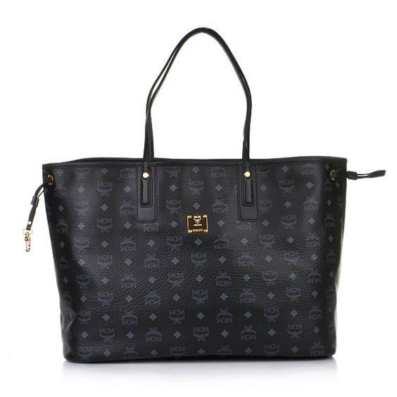 MCM Shopper Project Shopper large Black — Fashionette