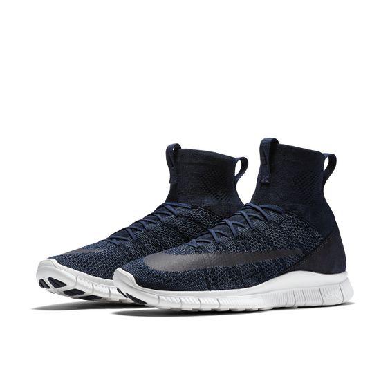 Nike Free Flyknit Mercurial 男子運動鞋 | Nike香港官方網上商店