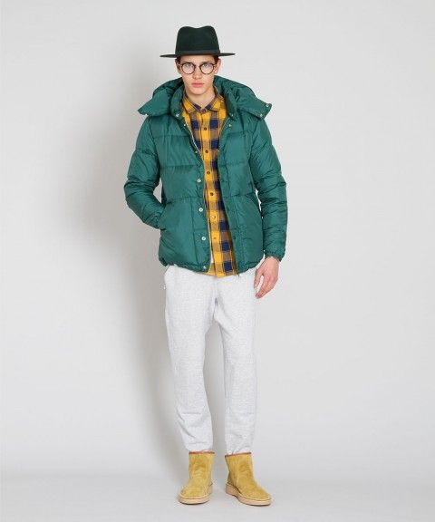 2015AW LOOK   DELUXE