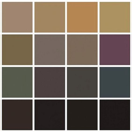 Masculine Color Scheme Color Pinterest Nice Colors