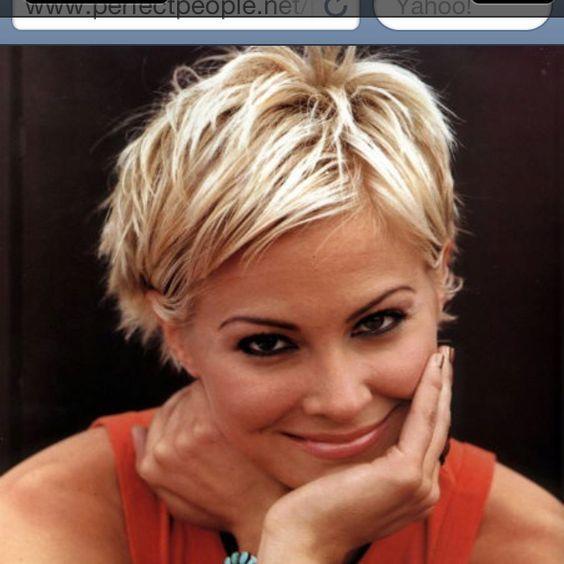 Image Result For Brittany Daniel Joe Dirt Haircut Celebrity Short Hair Hair Styles Medium Short Hair