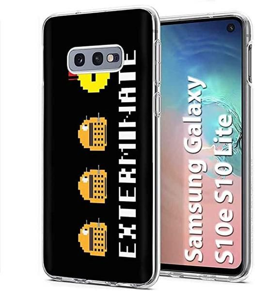 Cat Lady chilling knitting Graphic Illustration Coque Samsung S10 ...