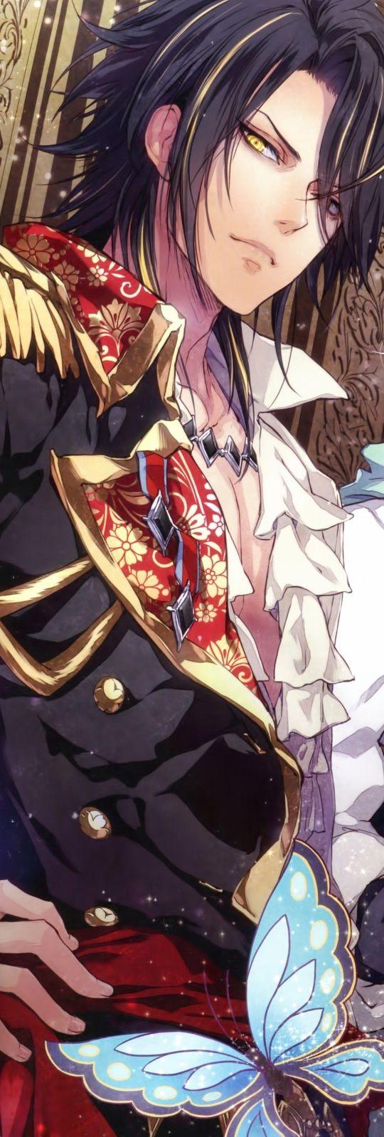 Anime prince: