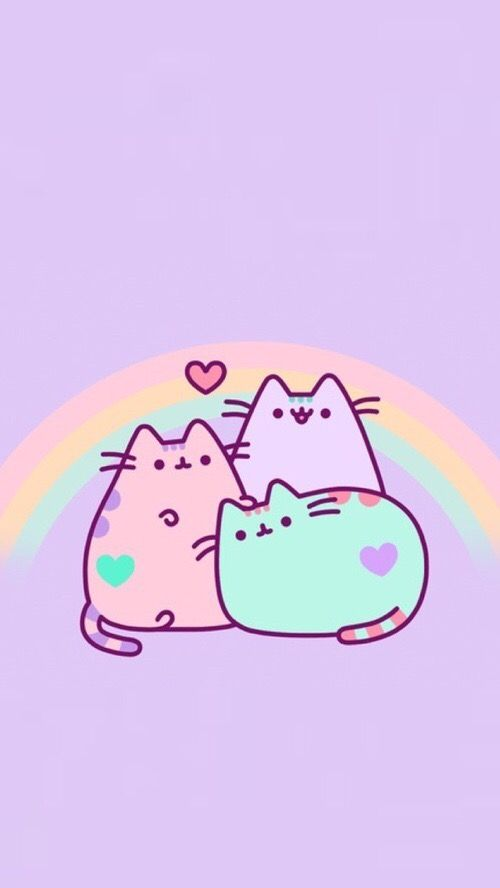 Pusheen Family