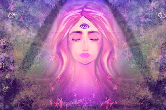 Method Of Awakening The Third Eye / Third Eye Meditation: