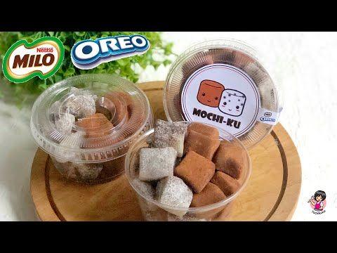Super Easy Milo N Oreo Mochi Chewy N Yummy Plus Ide Buat Jualan Youtube Moci Oreo Resep