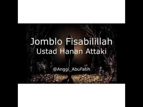 Ustadz Tengku Hanan Attaki Shift Jomblo Fisabilillah Youtube