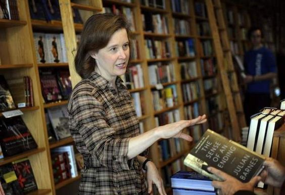 Go, Ann Patchett! She's been nominated for Time magazine's list of the 100 Most Influential People of 2012.