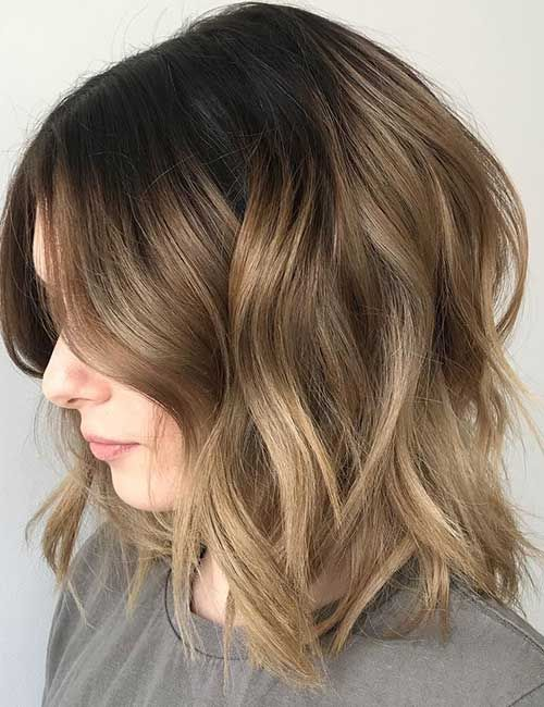 20 Best Ombre Hair Colors For Short Hair Colors Hair Lilac