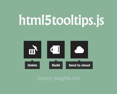 html5tooltips.js – Light