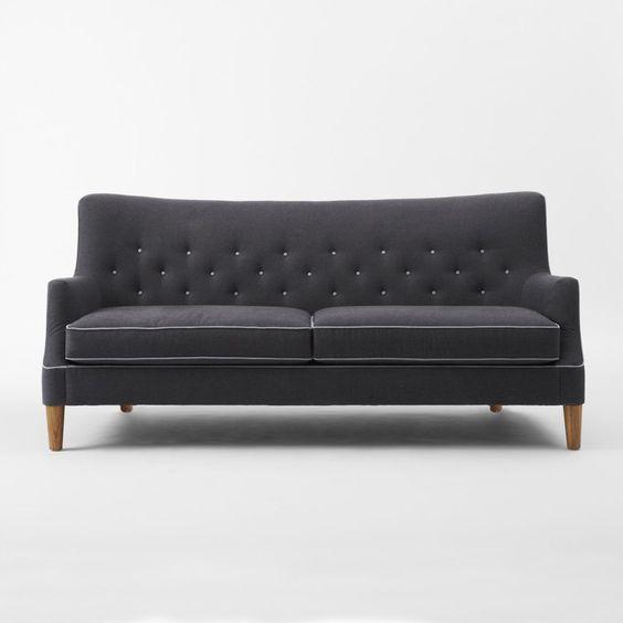 Livingston Sofa, West Elm