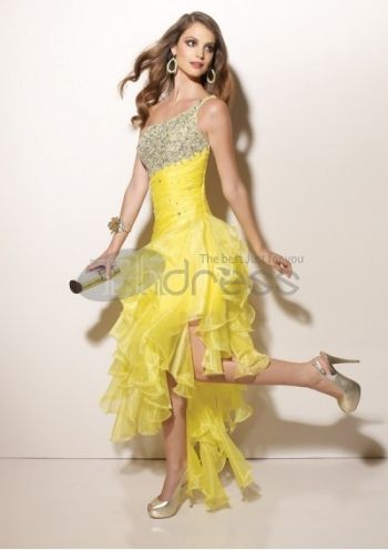 Abiti da Ballo Sexy-Corpetto con delicate perline abiti da ballo sexy di fine anno