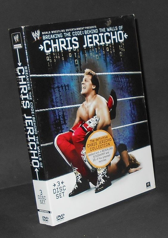 breaking the code behind the walls of chris jericho download