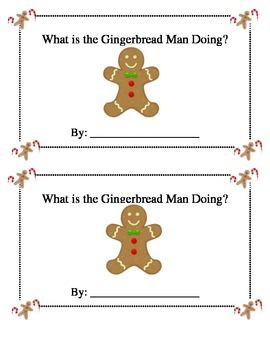 used in my gingerbread theme unituse this booklet to have