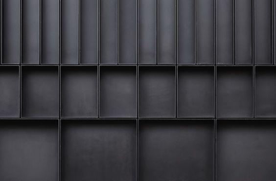 Metal Panel Facade : White metal panel facade imgkid the image kid