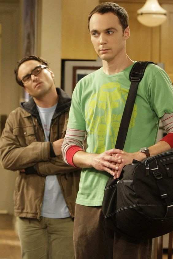 10 Rules From Sheldon S Roommate Agreement Everyone Should