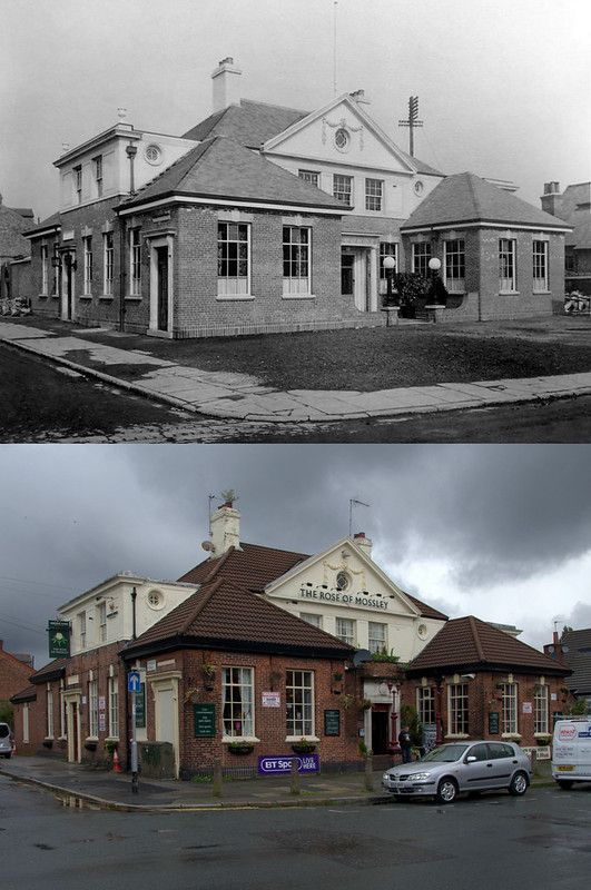 The Rose Of Mossley Pub Rose Lane Mossley Hill 1940s And 2019 Liverpool Street Liverpool Home Mossley