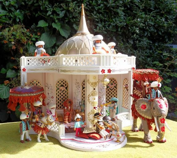 Indian Playmobil And The Ojays On Pinterest