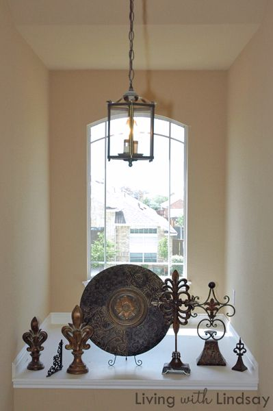 How To Decorate An Above The Door Ledge Front Doors Shelves And Foyers
