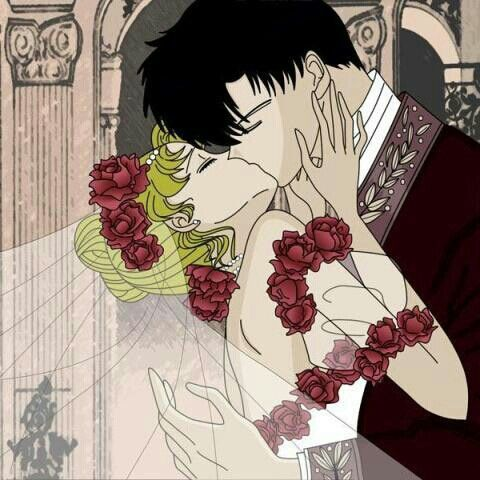 sailor moon and tuxedo mask relationship poems