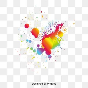 Color Splash Fashion Vector Color Png Transparent Clipart Image And Psd File For Free Download Color Splash Color Vector Watercolor Splash