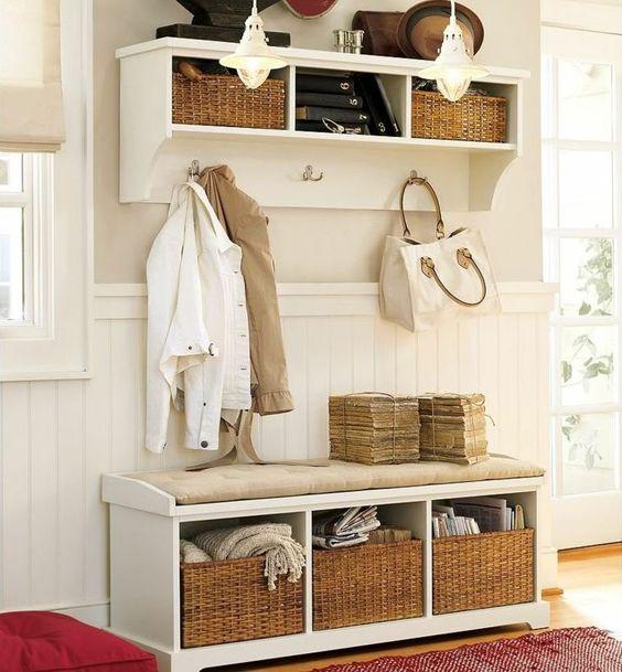 pottery barn entr es and granges on pinterest. Black Bedroom Furniture Sets. Home Design Ideas