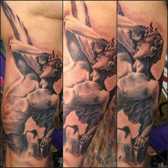 increible judgar vosotros mismos mu grande  mario de mgr tattoo