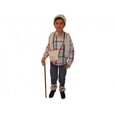 Disfraz de Pastorcillo Infantil http://www.disfracessimon.com/disfraces-navidad-ninos/831-disfraz-pastorcillo-infantil.html