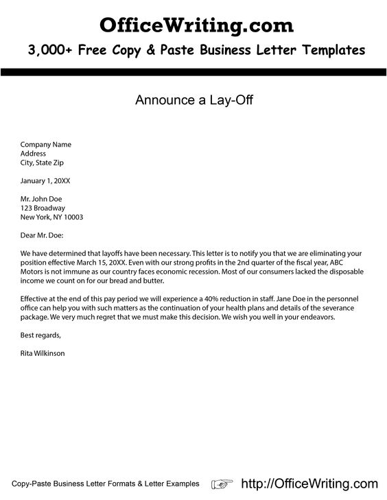 Kelly Wilkins (khwilkins33) on Pinterest - business letter examples