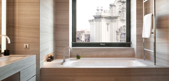 Reserve Armani Hotel Milano Milán con Tablet Hoteles