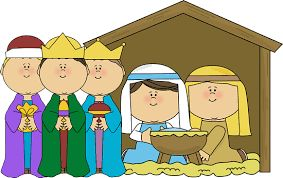 Image result for three wise men clipart
